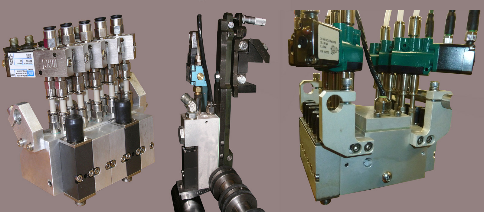 Design and Build Bespoke Hotmelt Glue Guns. Manufacturers of 'standard' guns